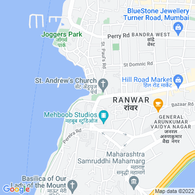 Flat on rent in Bay View , Bandra West