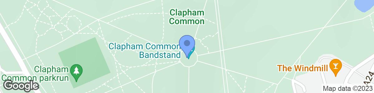 Clapham Common Bandstand, London, SW4 9DE