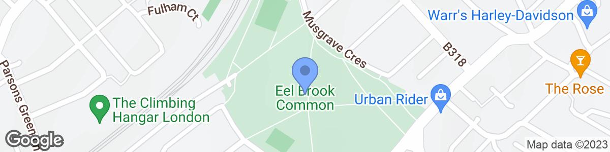 Eel Brook Common, Fulham, SW6 4PT