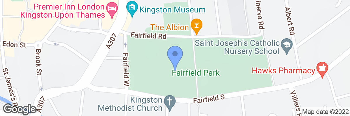 Fairfield Park, Kingston upon Thames, KT1 2UR