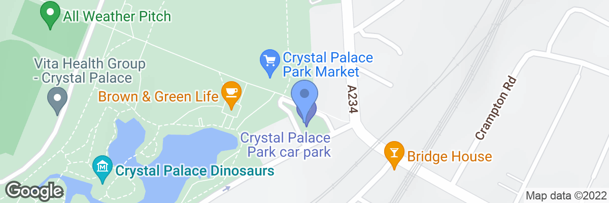 Crystal Palace Park Road Penge, London, Greater London