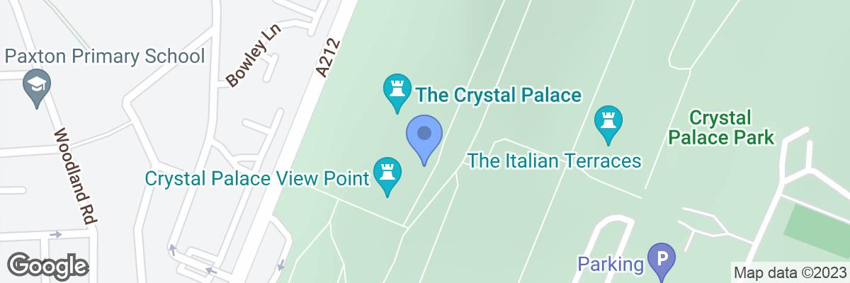 Crystal Palace Parade, London, SE19