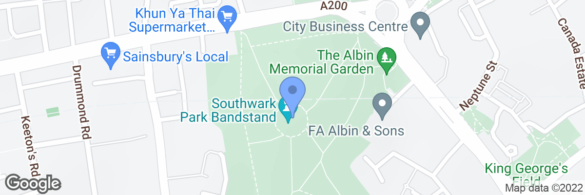 Southwark Park, London, SE16 2TX