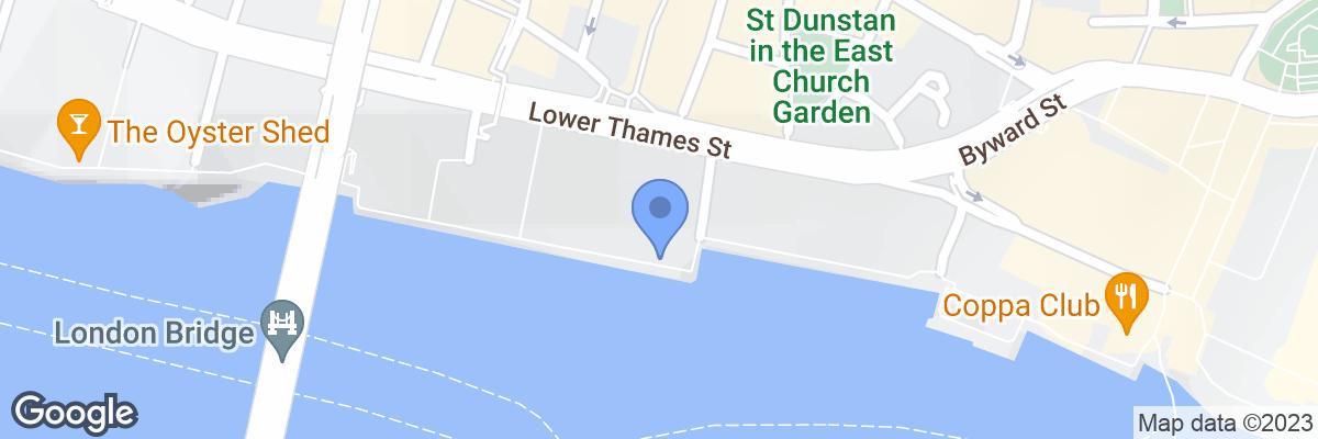 Old Billingsgate Walk, Billingsgate