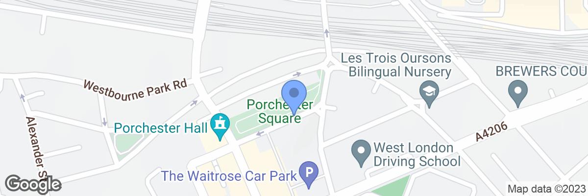 Porchester Square, London, W2
