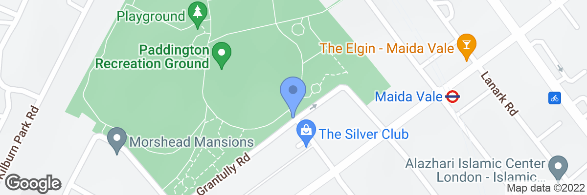 Paddington Recreation Ground, Maida Vale, W9 1PD