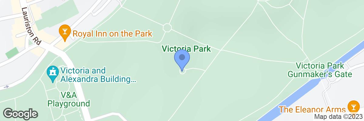 Victoria Park Bandstand, London, E9 7DD