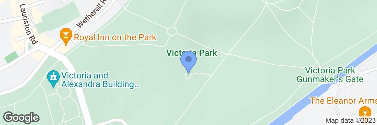 Victoria Park, London, E3 5TB