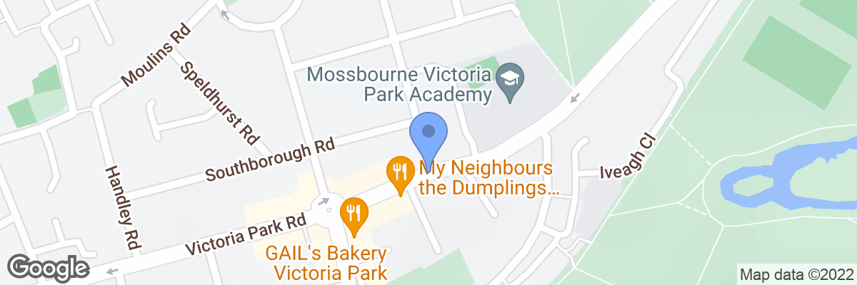 Victoria Park Road, London