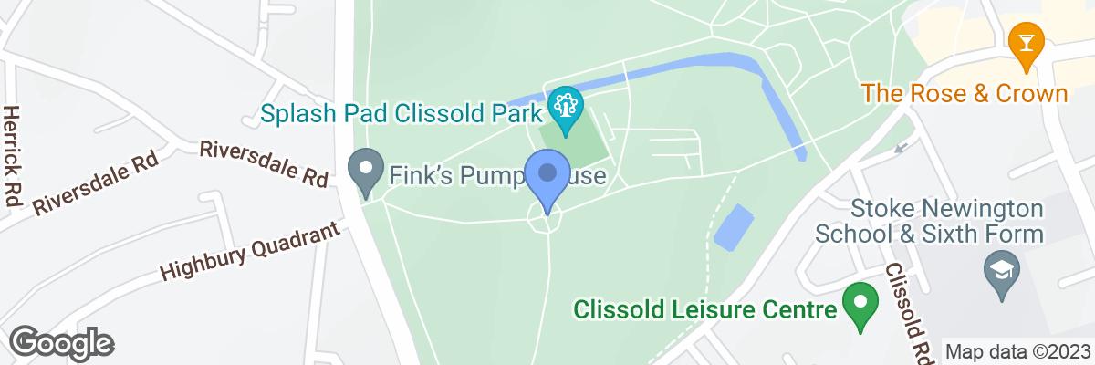 Clissold Park, Stoke Newington, N16 9HJ
