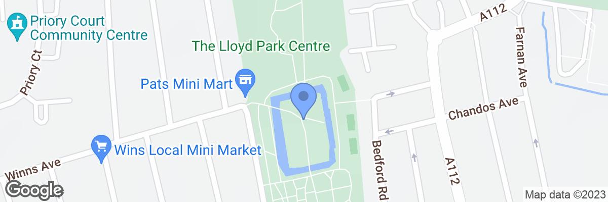 Lloyd Park, Walthamstow, E17 4PP