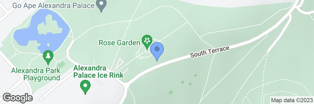 Alexandra Park, London, N22 7AY