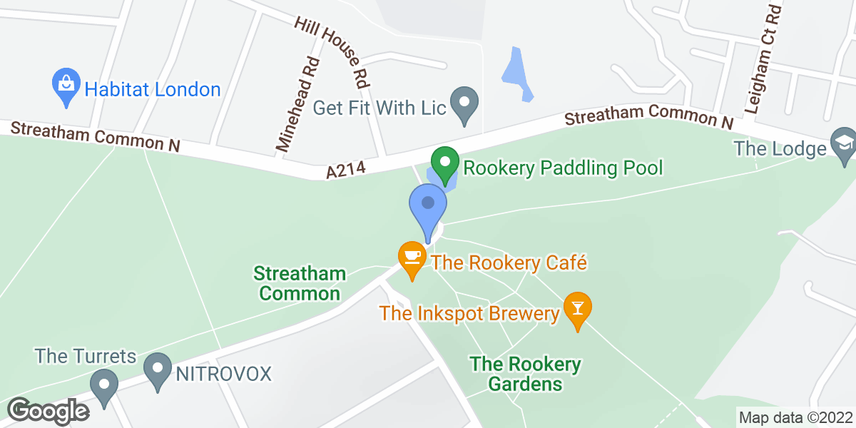 The Rookery Gardens, Streatham South, SW16 3BX