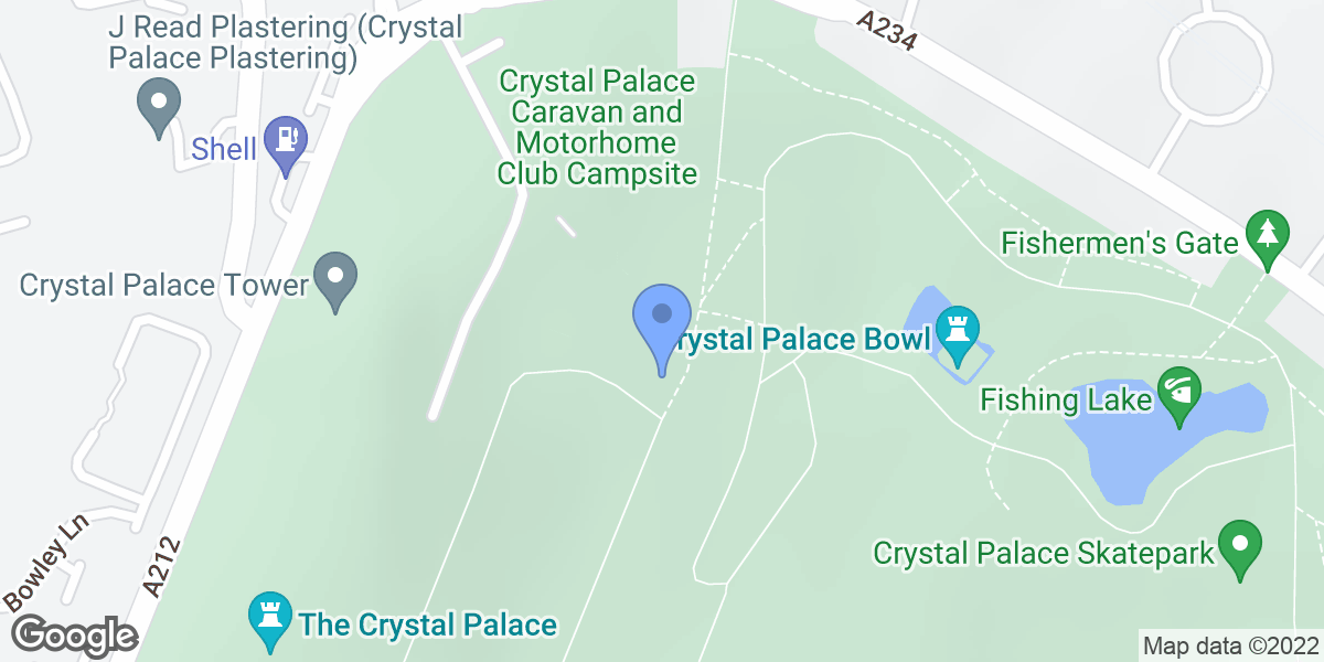 Crystal Palace Park, London, SE19 2GA