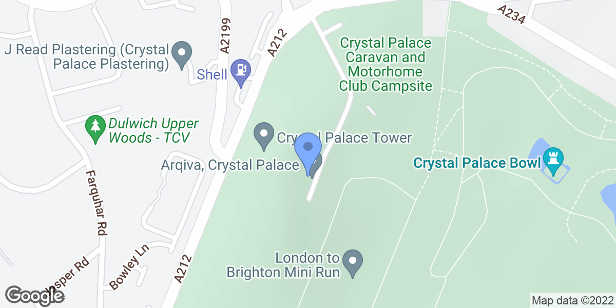 Arqiva, Crystal Palace, London, SE19 1UE