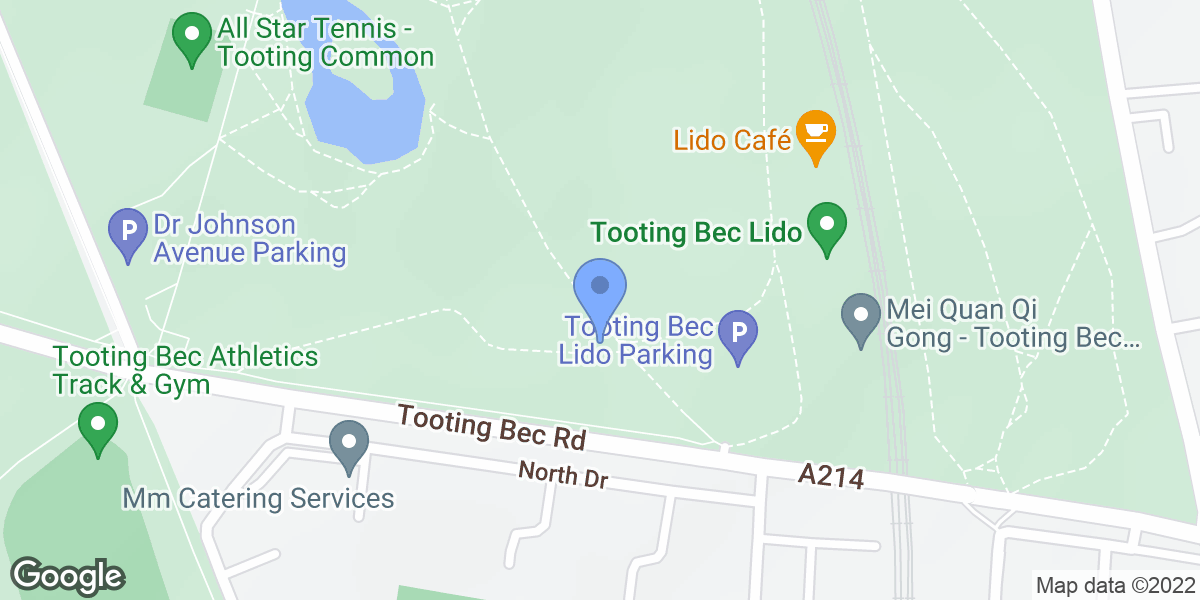 Tooting Bec Lido, London, SW16 1RU
