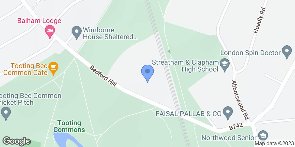 Tooting Bec Common, London, SW16