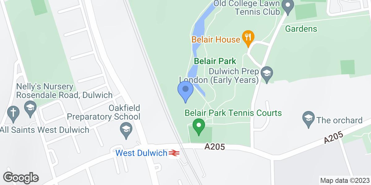 Belair Park, Dulwich, SE21
