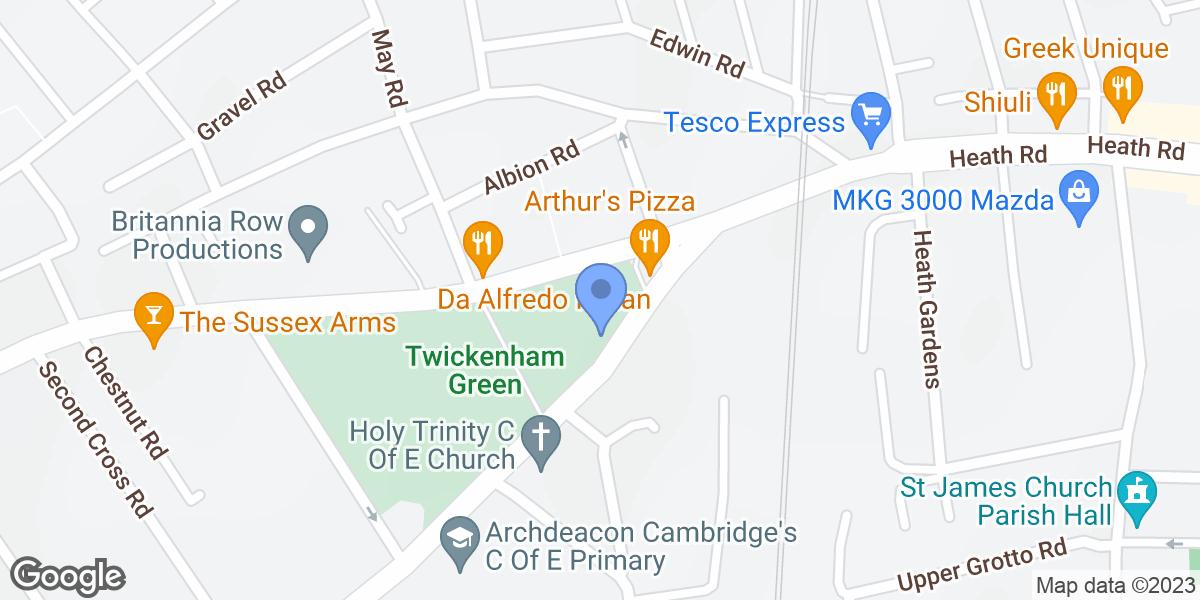 Twickenham Green, Twickenham, TW2 5TU