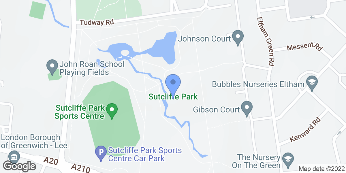 Sutcliffe Park, London, SE9 6BA