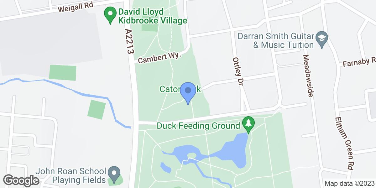 Cator Park, London, SE3 9PG