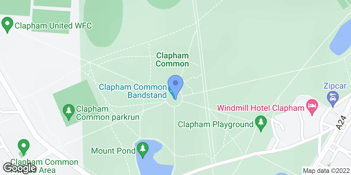 Clapham Common, London, SW4 9DE