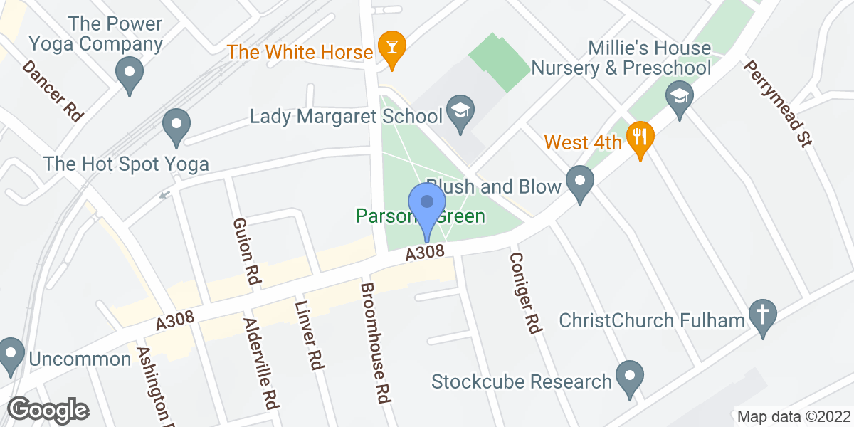 Parsons Green, Fulham, SW6