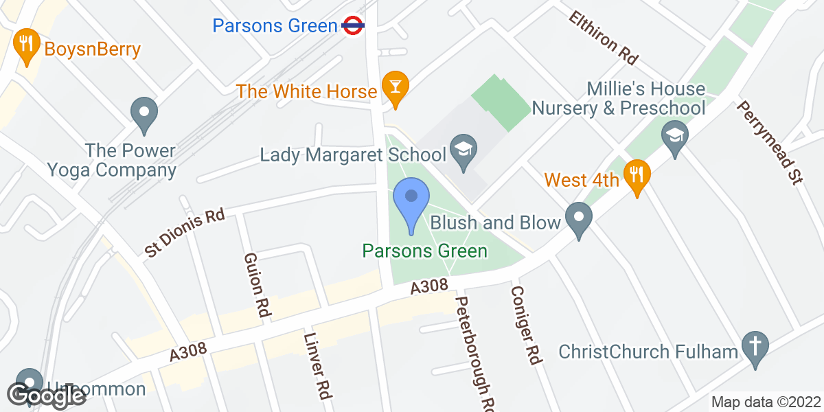 Parsons Green, London, SW6