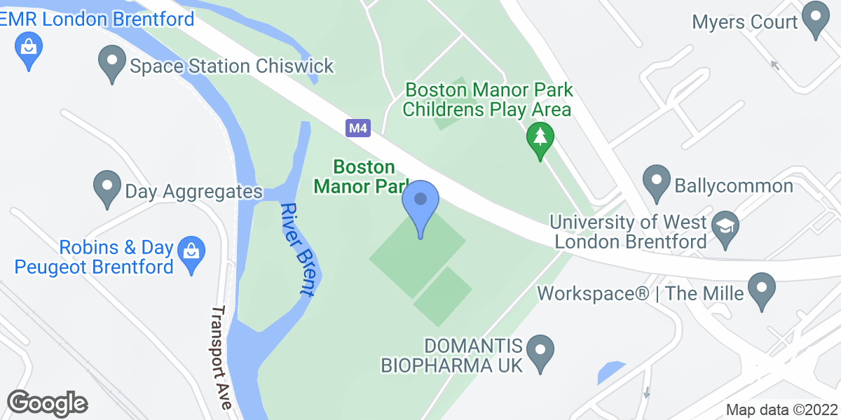 Boston Manor Park, Brentford, TW8 9JU