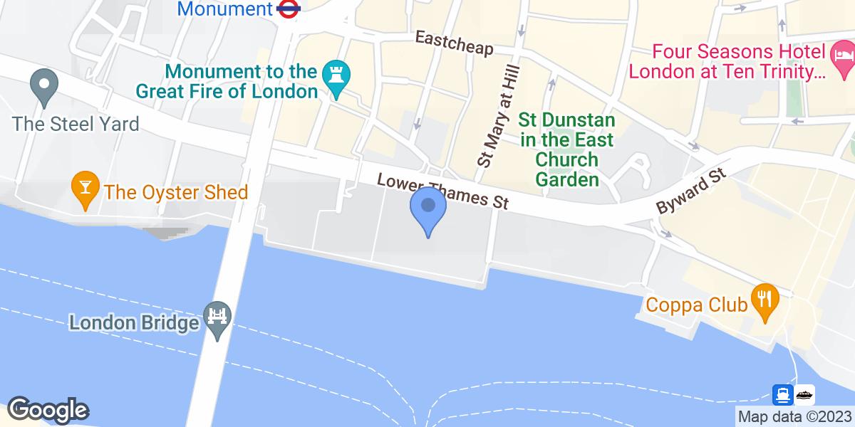 Old Billingsgate, Lower Thames Street, EC3R 6DX