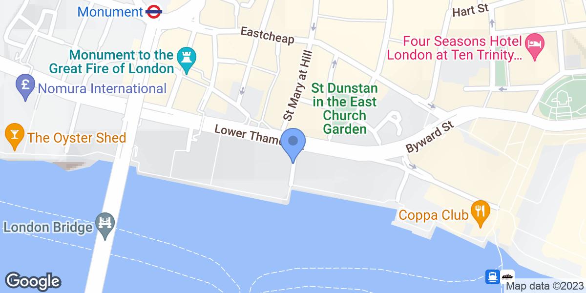 Old Billingsgate Walk, London