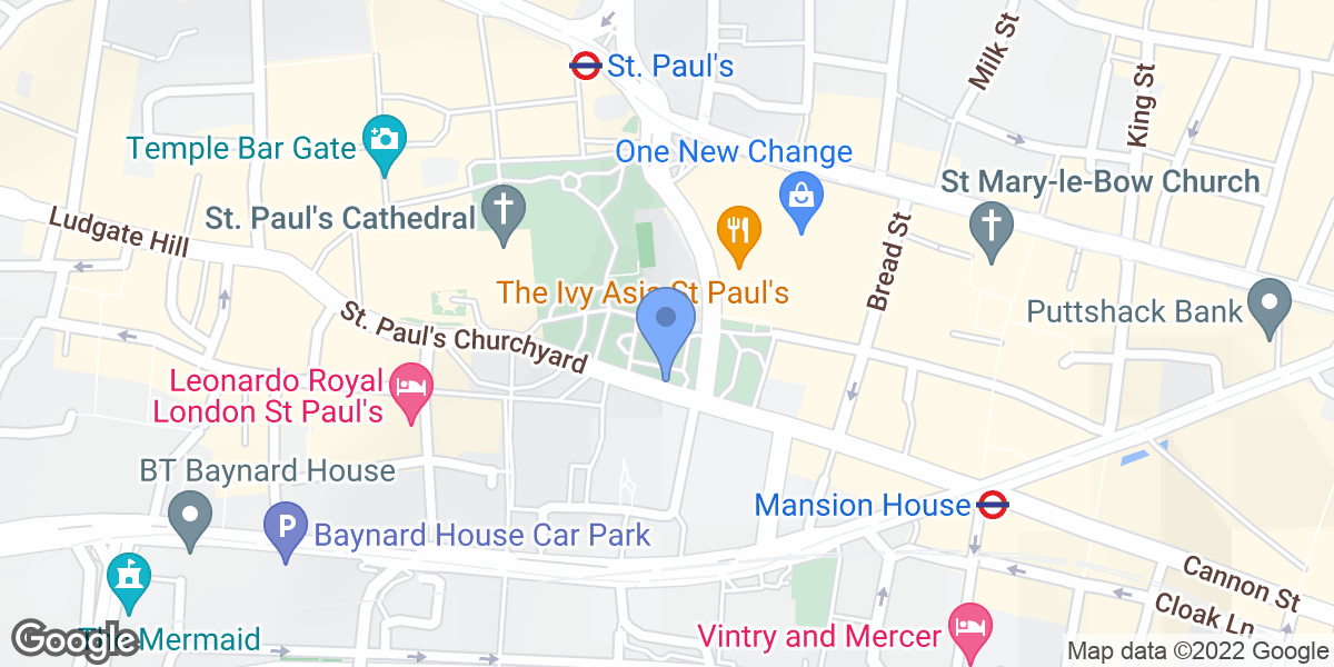 Festival Gardens, London, EC4M 8AD