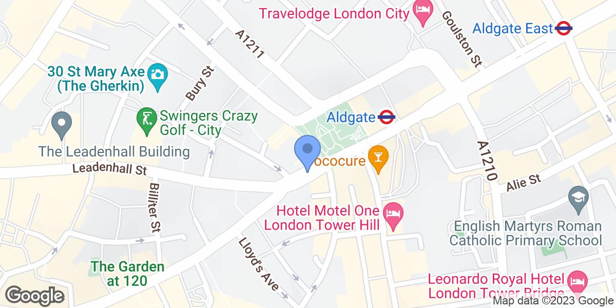 Aldgate, London, EC3A