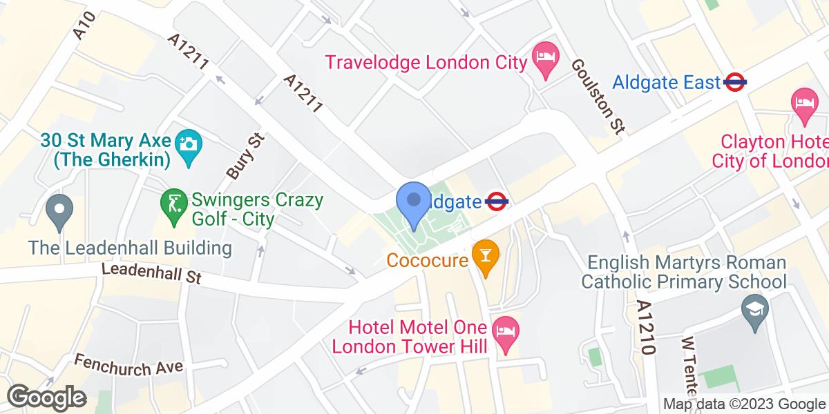 Aldgate Square, London, EC3N 1AF