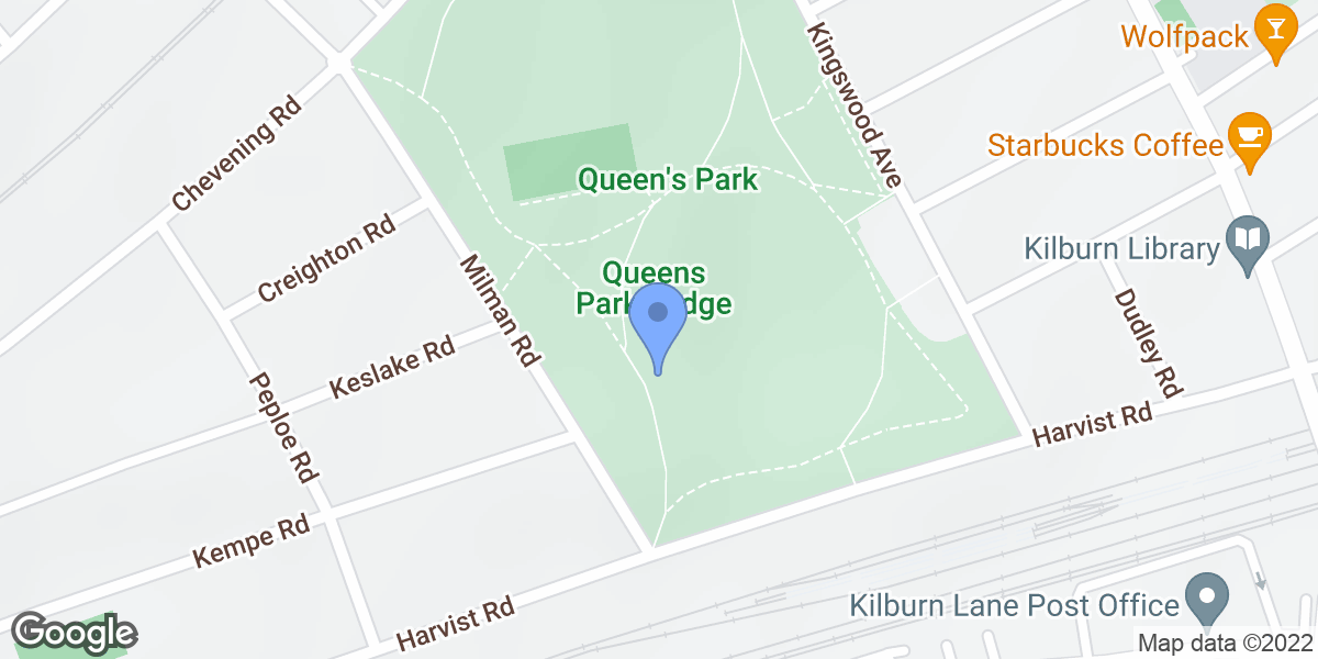 Queen's Park, Harvist Road, NW6 6SG