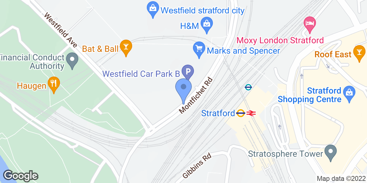 Montfichet Road, London, Greater London