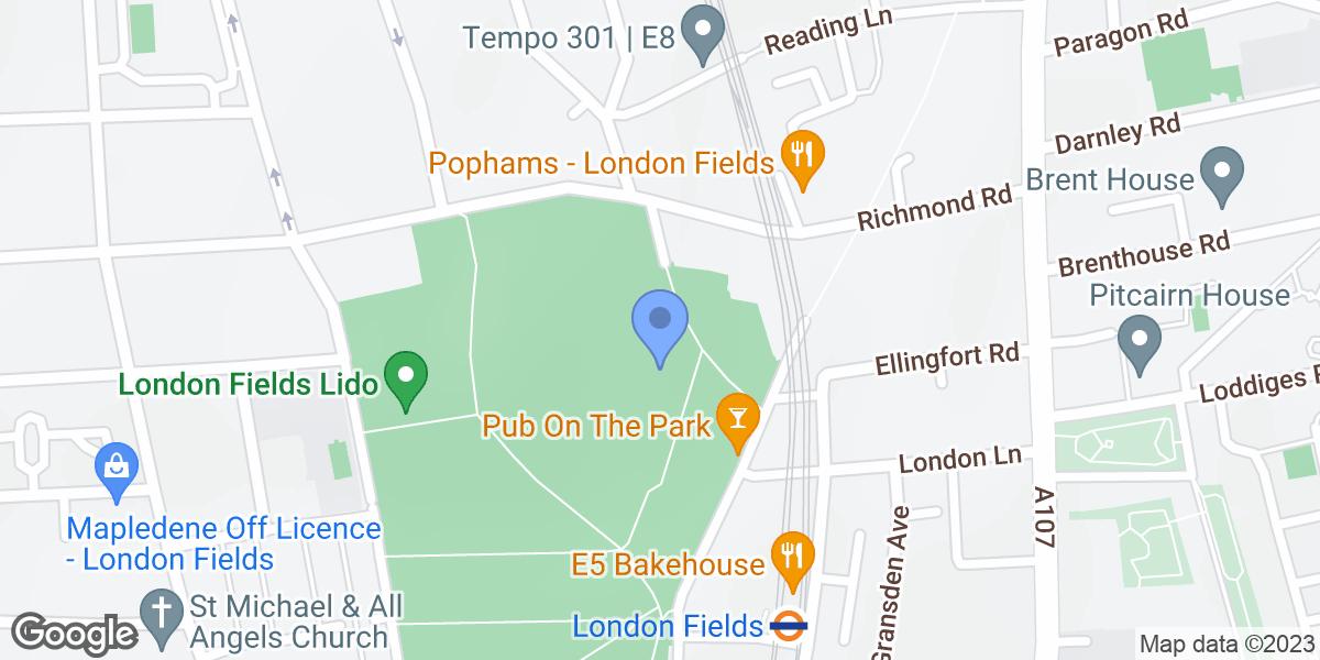 London Fields, London, E8 3EU