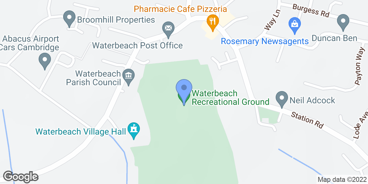 Waterbeach Recreational Ground, Cambridge Road, CB25 9NJ