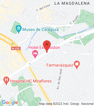 CENTRO MÉDICO ZARAGOZA