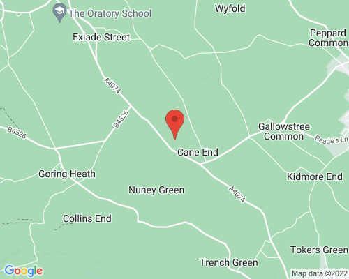 Map for K9 Woodland Services - Chapel Woods (Private Woodland Hire) Dog-walking field