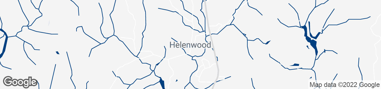 Google Map of Helenwood, Tennessee