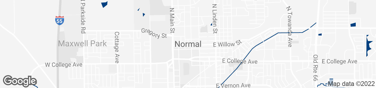 Google Map of Normal, Illinois