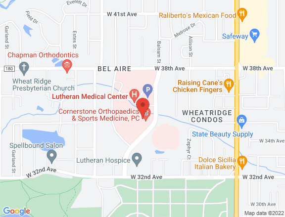 Outpatient and Urgent Care, Wheat Ridge