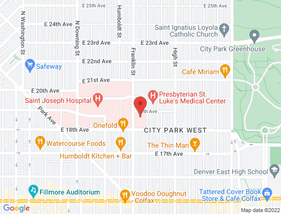 Outpatient and Urgent Care at Uptown, Denver: Temporarily Closed