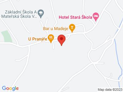 Hořice na Šumavě Radio Museum map