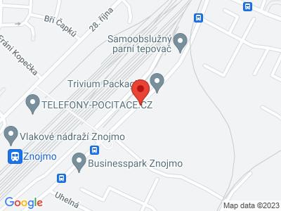 Znojmo – Nový Šaldorf- Konice – Popice – Havraníky – Judexův mlýn – Šatov – Zpět vlak map