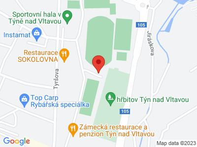 Týn nad Vltavou – Temelín – Dřítěn – Plástovice – Hluboká nad Vltavou – České Budějovice – Zpět vlak map