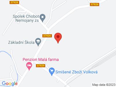 Nemojany – Račice – Nemojany map