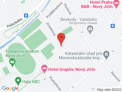 Nový Jičín – Kojetín – Straník – Jasenice – Valašské Meziříčí + Zpět vlak map