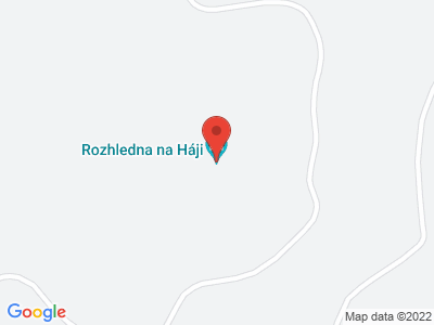 Háj u Šumperka map